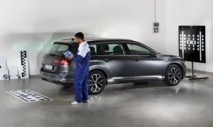 ADAS Решения за калибриране на видео камери и радари за автомобили и камиони