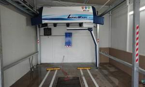 Нова инсталация на безконтактна автомивка за измиване на автомобили LEISUWASH LEIBAO 360 в гр. Балчик