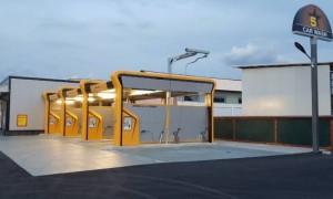 CARWASH 5 STAR комплекс от автомивки на самообслужване 24/7