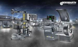 Нови модели машини за гуми от Beissbarth GmbH
